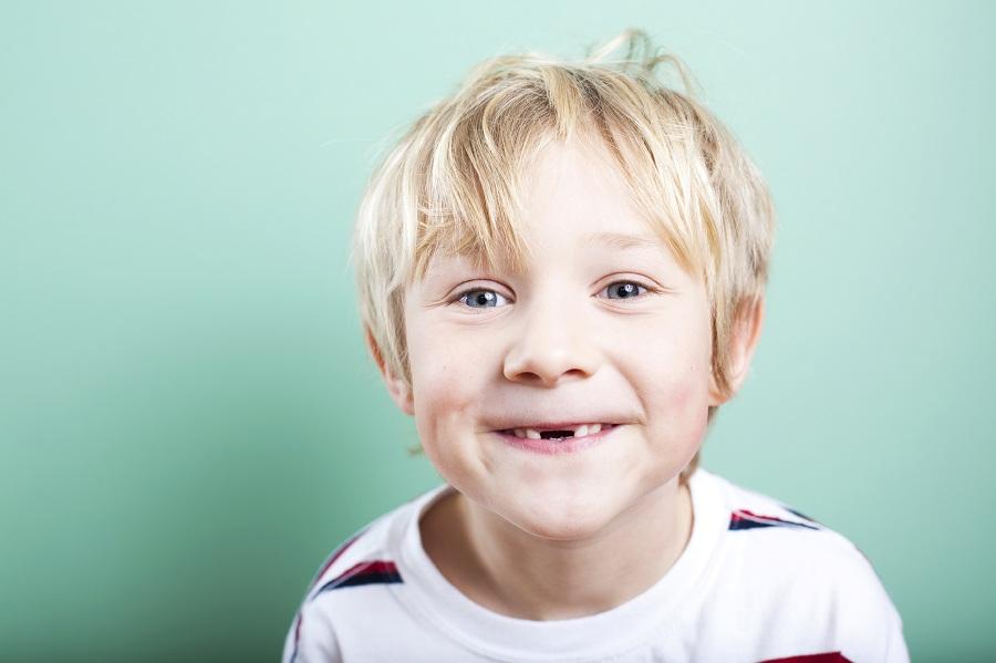 salud dental niños
