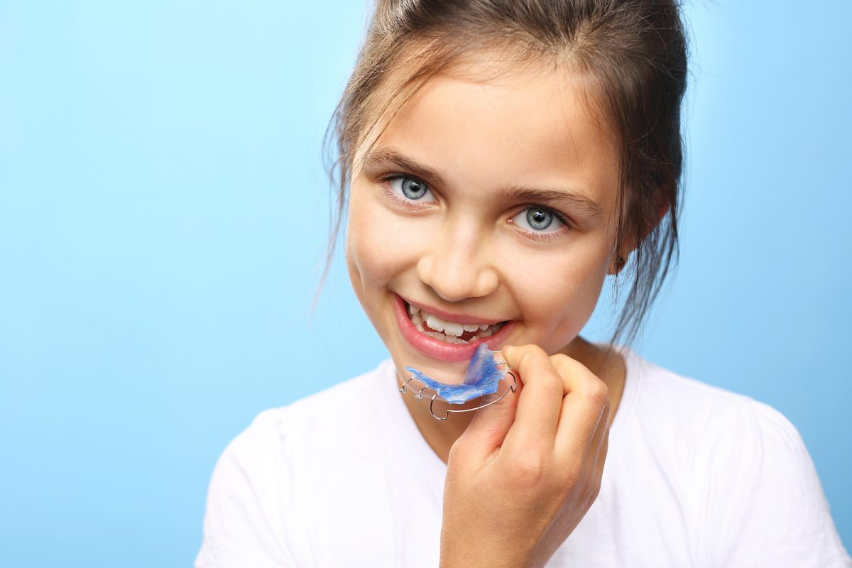 Ortodoncias para niños: cuando son necesarias