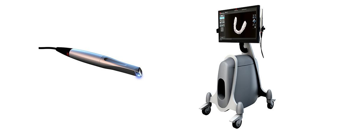 escáner intraoral 3m