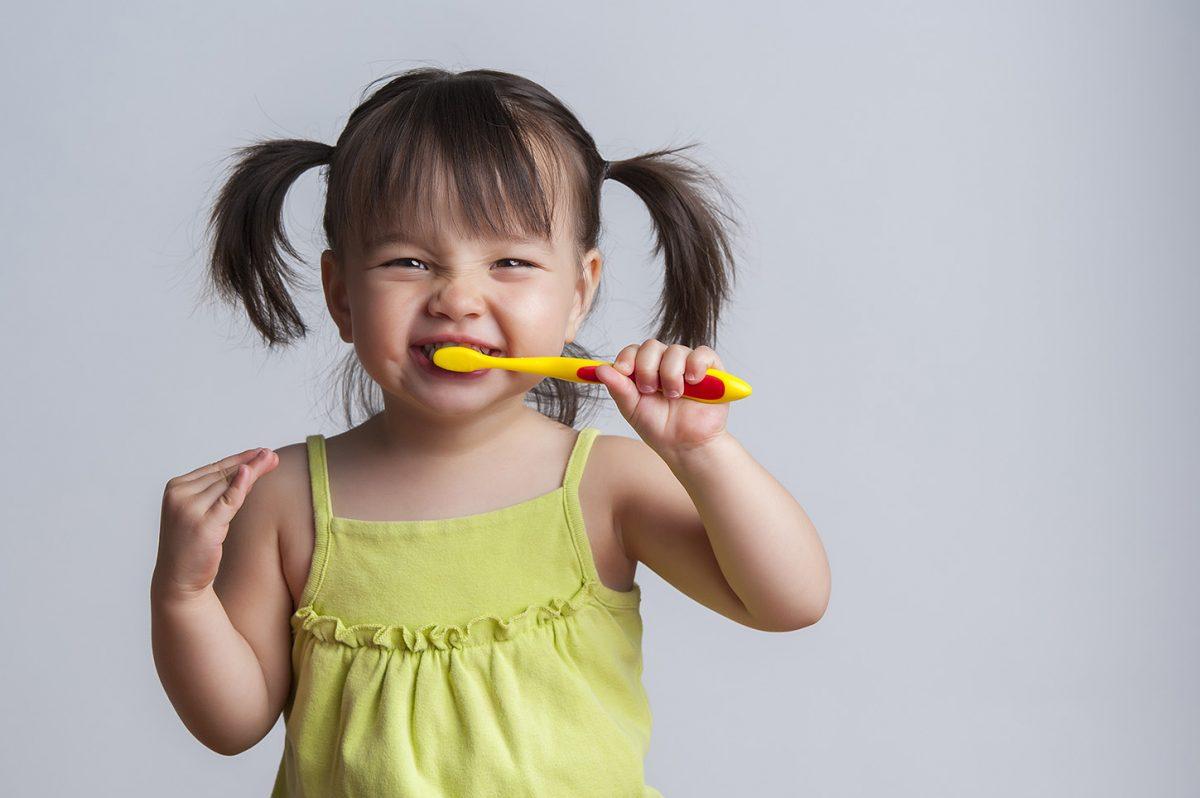 Consejos para la salud bucodental de los niños
