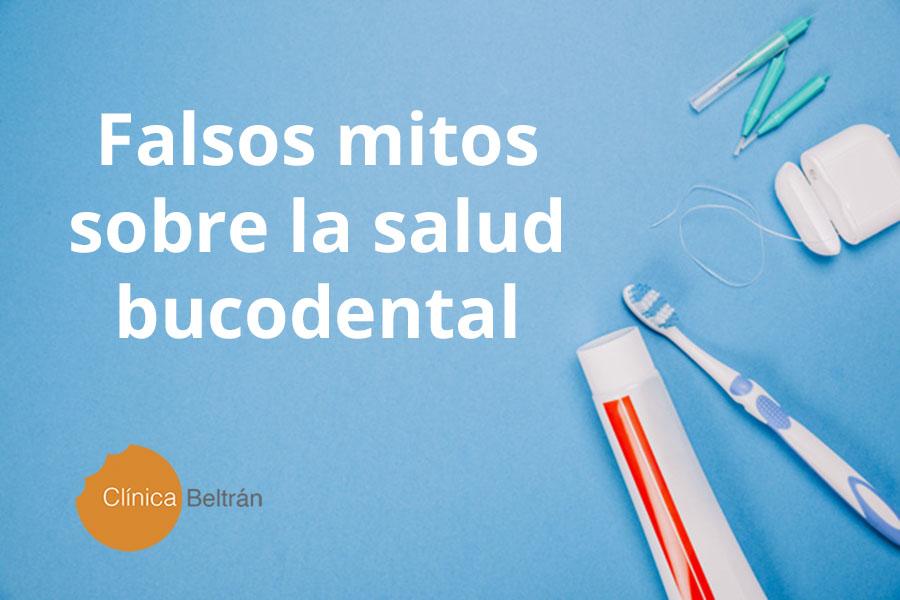 Falsos mitos dentales que deberías de conocer