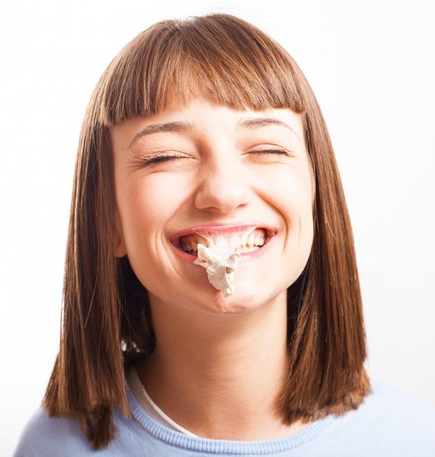 falsos mitos dentales chicle