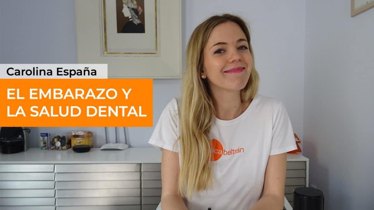 Cómo afecta el embarazo a la salud dental